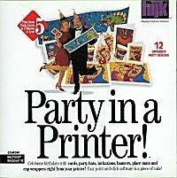 Parte en una impresora (PC/Mac Jewel Case)