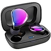 Bluetooth Kopfhörer, Sontinh CoolBuds2 Bluetooth Kopfhörer In Ear, Stilvollere und elegantere Wireless Kopfhörer, Der Weltweit Tragbarste Box with 20 Stunden Sendezeit