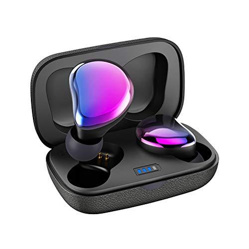 Bluetooth Kopfhörer In Ear,Sontinh CoolBuds2【Upgrade 2021】 Stilvollere Wireless Kopfhörer with Premium Akustik, Der Weltweit Tragbarste Box with 20 St&en Sendezeit