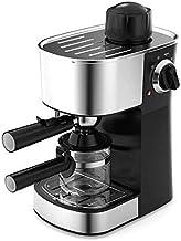 Koffiezetapparaat 800W Semi-automatische espressomachine Stoomtype Oververhitting Overspanningsbeveiliging Pauzefunctie Ko...