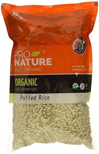 """Nature Pro 100% riz soufflé biologique, 200 g par """"Bharat Bazaar"""""""