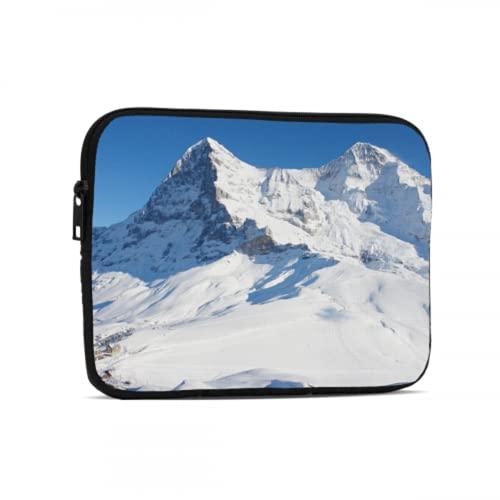 Funda de transporte para iPad Pro de 7,9 y 9,7 pulgadas de neopreno a prueba de golpes con cremallera y correa de asa