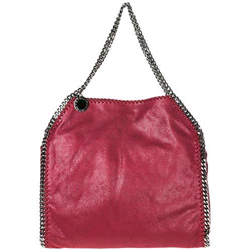Stella McCartney borsa a spalla falabella small donna rosso