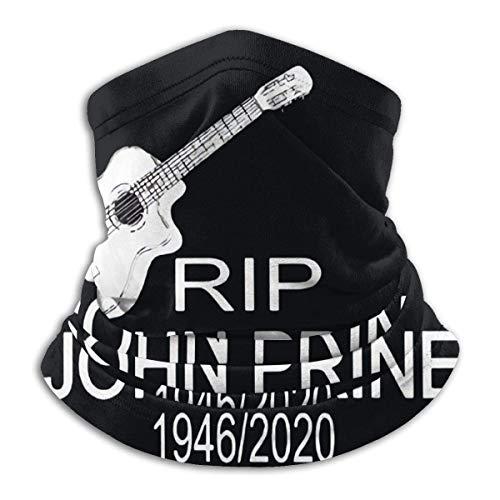 EOPRO John Prine microfibra cuello calentador máscara de esquí cuello polaina cara bufanda deportes al aire libre