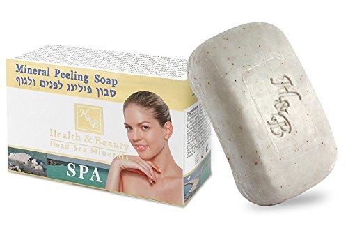 H&B Dead Sea - Dead Sea Mineral Mud Soap - 125g