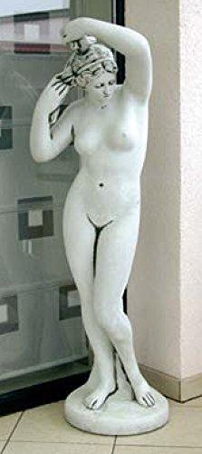 Defi Deko- und Figurenhandel - Gartenfiguren in Weiß, Größe 118 cm