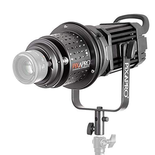 LED100B Mkiii LED videolamp met optische spotvoorzetverlichting licht Studio Fotografie 2 jaar UK garantie Britse goederen BTW geregistreerd