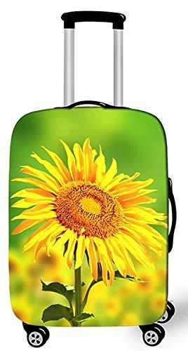 Accessori da Viaggio-Valigie per Bagagli Valigia Stampata Custodia Elastica Spessa Custodia Bagbag Protezioni M (22 '-24'), 6#
