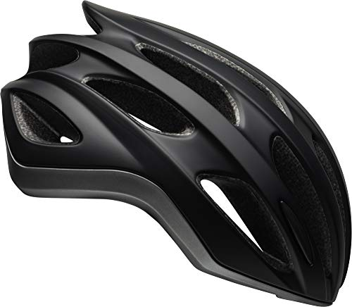 Bell Formula MIPS Adult Road Bike Helmet - Matte/Gloss Black/Gray (2021), Medium (55-59 cm)