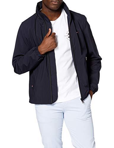 Tommy Hilfiger Herren Stand Collar Jacket Jacke, Wüstenhimmel, XL