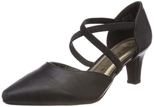 JANE KLAIN Damen 224 790 Pumps, Schwarz (Black), 37 EU