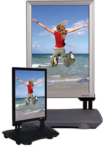Kundenstopper Plakatständer WindPro® DIN A0 WATERPROOF / WASSERDICHT