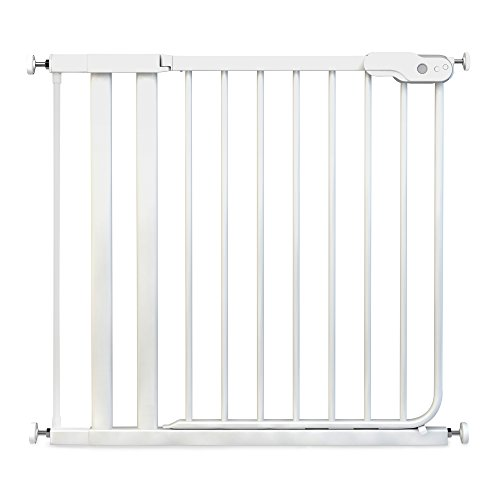 Munchkin It Fits Baby Safety Gate, White