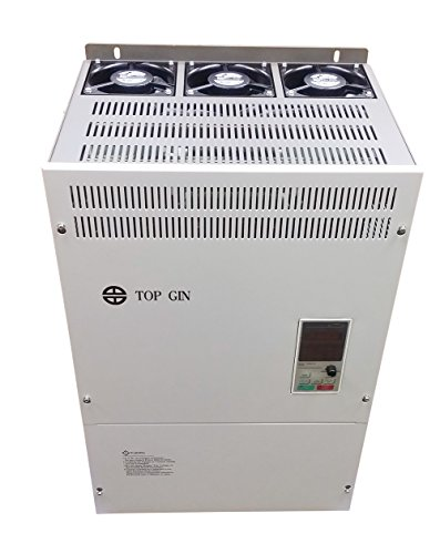Why Choose TOP GIN New General Purpose Inverter Variable Frequency Motor Drive VFD 132KW 175HP 380V 223A Knob operated control For Spindle Motor Speed Control With English Operation Manual (VFD-132KW 380V)