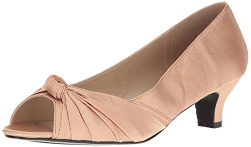 Pleaser Pink Label Damen Fab422/Blsa, Blush Satin, 45 EU
