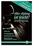 ALLER ANFANG IST LEICHT - arrangiert für Klavier - mit CD - mit DVD [Noten/Sheetmusic] Komponist : Schwager Michael