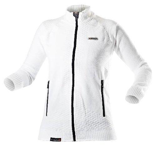 X-Bionic chaqueta manga larga Instructor HD–Mujer, Mujer, blanco