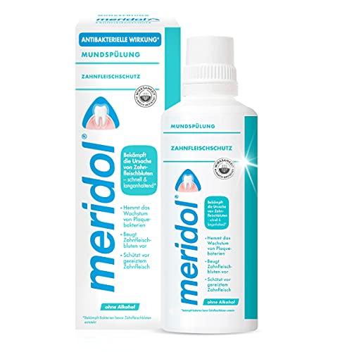Meridol antibakterieller Effekt Mundspülung, 400ml