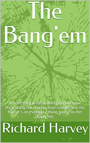 The Bang'em: Where they used to hang'em,but now they slang'em. Young boys smoke you for fun; it's an everyday thing living in the Bang'em (English Edition)
