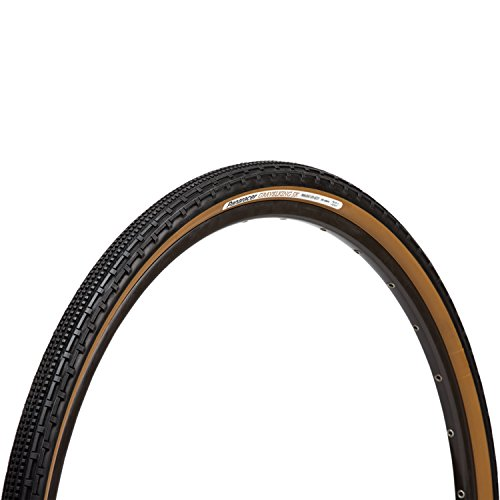 パナレーサー(Panaracer) チューブレスコンパーチブル タイヤ [700×32C] グラベルキング SK F732-GKSK-D ブラック/茶サイド ( クロスバイク シクロクロスバイク / グラベル シクロクロス ツーリング ロングライド用 )