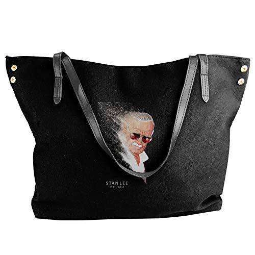 Excelsior Stan Lee Fashion Canvas Shoulder Bag For Women