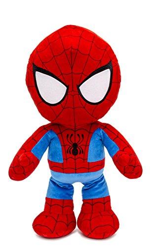 Joy Toy 1200726 Spiderman samtweicher Plüsch, 50 cm Spider Man Plüschtier