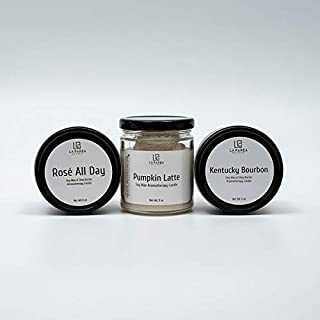 2 Everyday Luxe FRESH ATLANTIC Soy Blend Candle Large Candle 14.5 oz