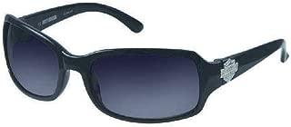 Harley-Davidson Womens Sun Lifestyle Grey w/Grey Lens Sunglasses HDS5007GRY-35