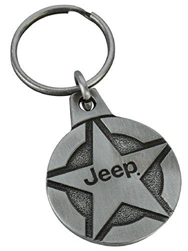 Jeep Star Key Chain
