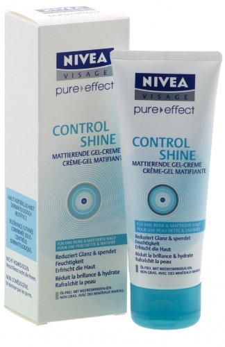 Nivea Visage Pure Effect Control Shine Crema de gel mate 75 ml (Z10)