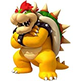 BOWSER Super Mario Bros Abziehbild Removable WALL STICKER