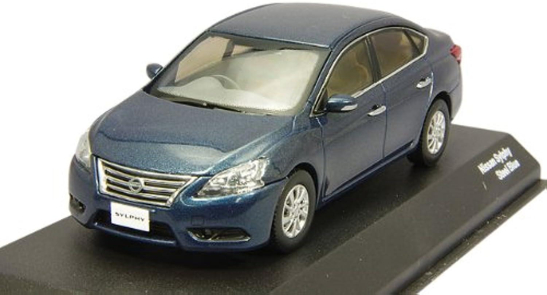 precio razonable J-Collection 1 43 Nissan Sylphy Sylphy Sylphy azul de acero  entrega rápida