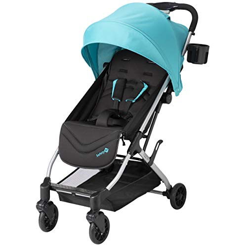 Safety 1st Teeny Ultra Compact Stroller, Bahama Breeze, One Size