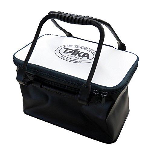 タカ産業 フタ付EVAバッカン 30cm 730-角 ※カラ―アソートの為、カラ―指定はできません。