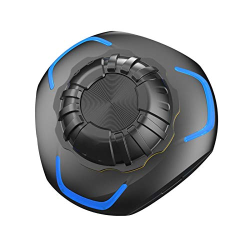 MagiDeal Auriculares para Casco de Motocicleta a Prueba de Polvo Cancelación de Ruido de 400 MAh con Micrófono