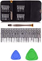 THEMISTO - built with passion 27 in 1 Precision Screwdriver Set Multi Pocket Repair Tool Kit for Mobiles, Laptops,...