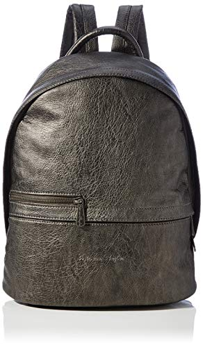 Fritzi aus Preussen Damen Gwen Backpack medium Rucksack, Metal, One Size