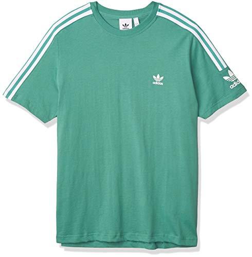 adidas Originals Camiseta Tech para hombre - azul - X-Large