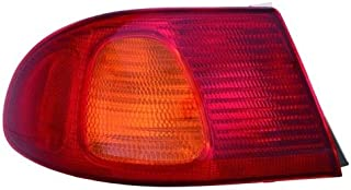 Go-Parts - OE Replacement for 1998-2002 Toyota Corolla Rear Tail Light Lamp Assembly/Lens/Cover - Right (Passenger) Side 81550-02070 TO2801121 Replacement For Toyota Corolla