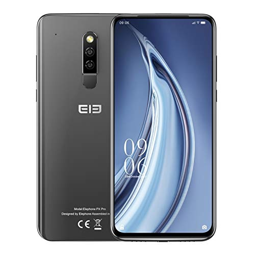 ELEPHONE PX Pro Android 10 Smartphone Octa Core 6.5