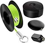 Wiremag puller Set, Magnetic Cable Fishing Tools Father's Day Gift, Office And Garden Repair Wire Fishing, Man Fish Tape Wire Puller Wall Fishing Tool, Magnetic Threader 1Pc