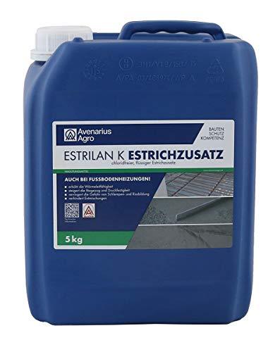 Avenarius Agro Estrilan K Estrich-Zusatzmittel für Fußbodenheizungen (5)
