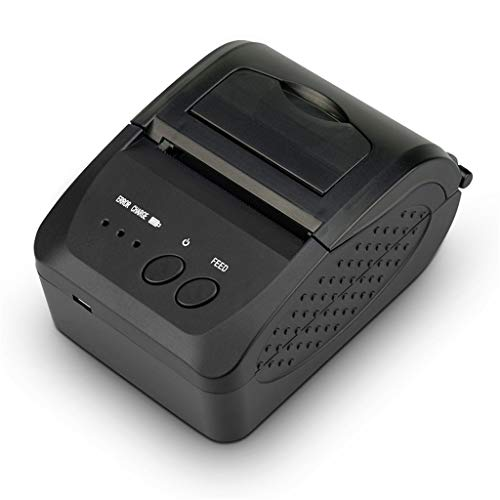 58mm Bluetooth thermische printer draagbare ontvangst printer voor slimme telefoon ESC/POS-terminal