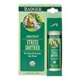 Badger - Stress Soother Balm, Aromatherapy Balm Stick,...