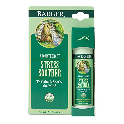 Badger - Sucette de stress Baume Stick - 0.6 once.