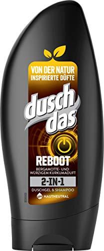 Duschdas Duschgel For Men Reboot, 1 x 250 ml
