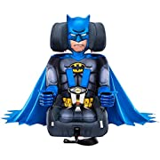 Harnessed Booster Weight Limit: 22-65 Pounds Booster Car Seat Weight Limit: 30-100 pounds Extended Use Five-Point Harness Easy to Install latch Connectors One hand harness tightner
