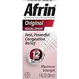 Afrin Nasal Spray, Original - 30Ml