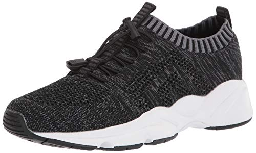 PropÃt womens Stability St Sneaker, Grey/Black, 10.5 US