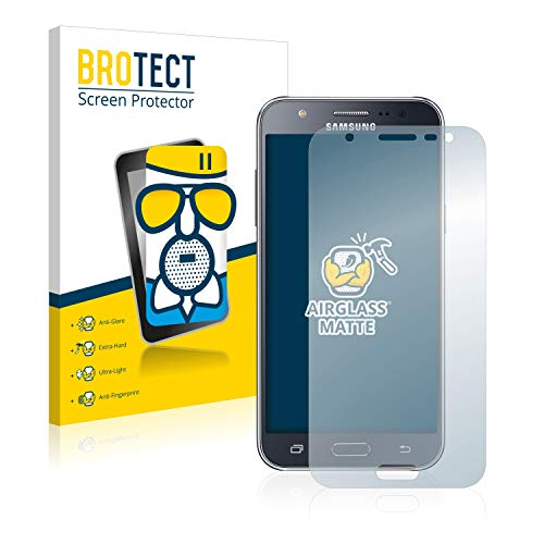 BROTECT Protector Pantalla Cristal Mate Compatible con Samsung Galaxy J5 2015 Protector...
